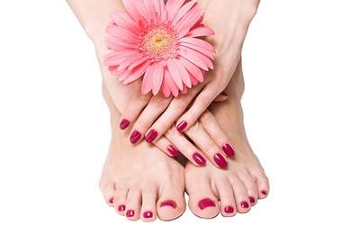 Classic Mani-Pedi with Free Nail Art(worth RM20) for 1 Person