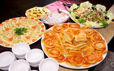 JamuSelera Arabian Buffet Dinner for 2 People