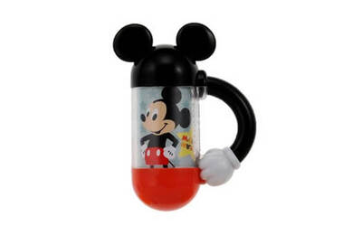 Takara Tomy Disney Grip and Shake Baby Chime (Mickey Mouse)