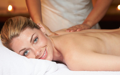 2-Hour Full Body Massage with Hot Blanket for 1 Person