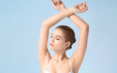 Underarms / Upper Lip Laser Hair Removal for 1 Person (3 Sessions)