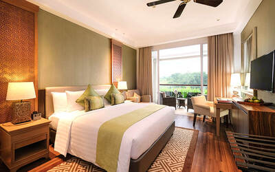 Bedugul - Bali: 2D1N in Saranam Room + Breakfast