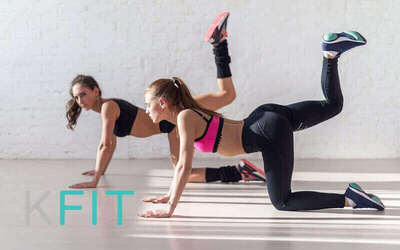 3-Month KFIT Fitness Pass for 1 Person