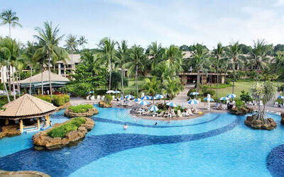 Bintan: 2D1N Stay at The Nirwana Resort + 2-Way Ferry Transfer for 1 Person