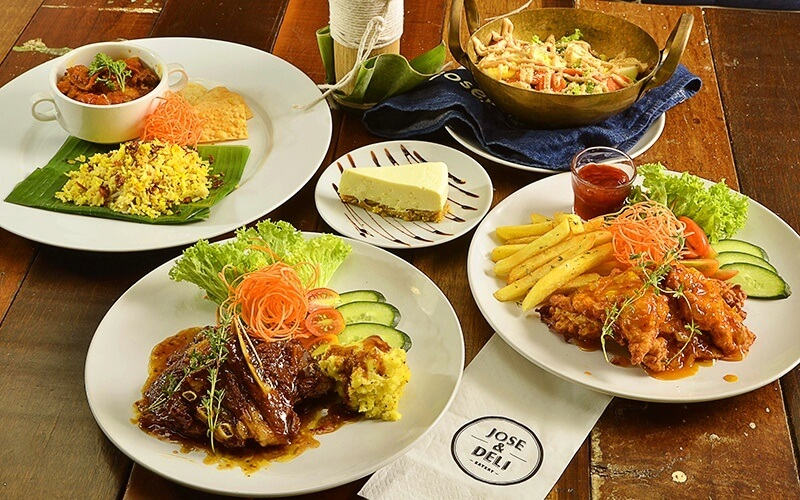 3-Course Lamb, Chicken, or Fish Meal for 1 Person