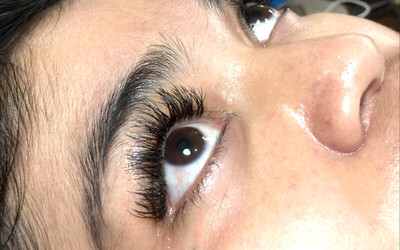 Korean Eyelash Extension