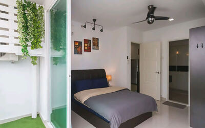 Penang: 2D1N Stay in Studio Suite Room with Breakfast for 2 People