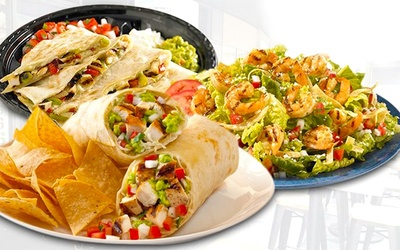 Ala Carte Mexican Buffet for 1 Adult