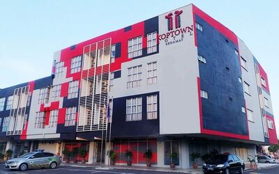 Segamat: 2D1N Stay in Superior Room for 2 People