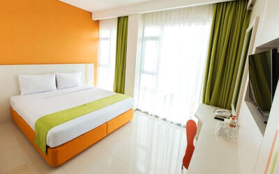 Bandung: 2D1N Superior Room (Room Only)