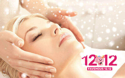 [12.12] 1.5-Hour Rose Crystal Face Therapy for 1 Person