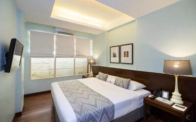 Legian: 2D1N in Deluxe Room (Room Only)