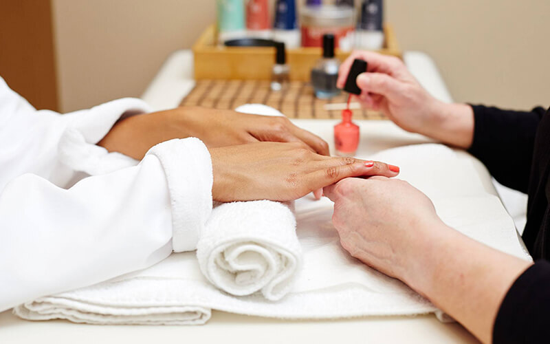 Gel Express Manicure and Pedicure for 1 Person