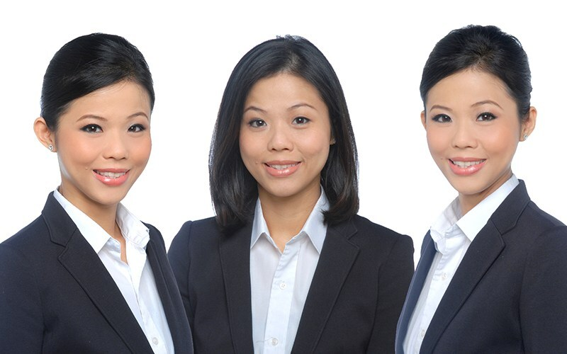 Corporate Makeover and Photoshoot for 1 Person