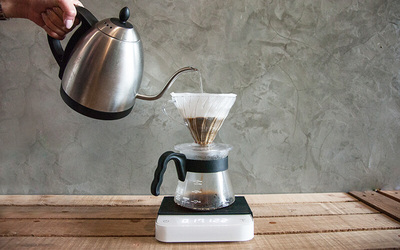 2.5-Hour Home Brewing Coffee Basics for 1 Person