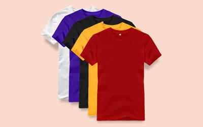[Buy 1 Get 1] Kaos Polos Semua Warna