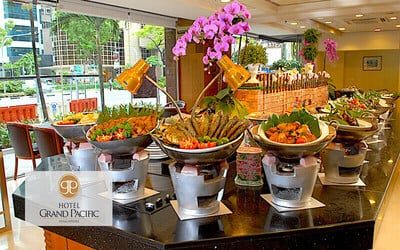 (Fri - Sun) Peranakan Dinner Buffet for 2 People