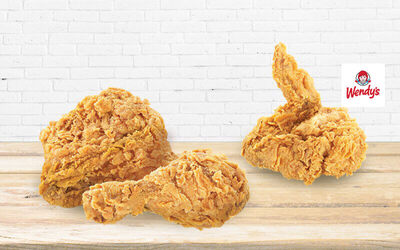 Buy 2 Wendy's Fried Chicken Get Free 1 Fried Chicken