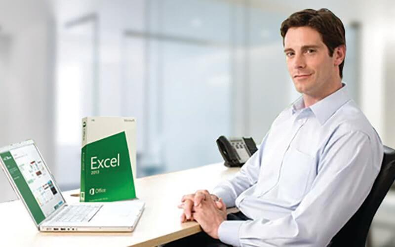 1-Year Access Beginner Microsoft Excel 2013 Course for 1 Person
