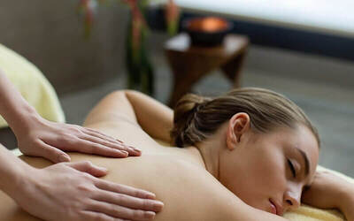 2.5-Hour Balinese Sensation Spa for 1 Person (1 Session)