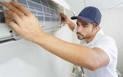 Normal Air-Cond Cleaning Service for 3 Units