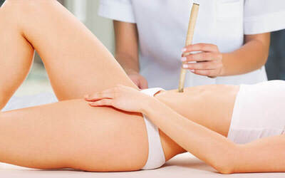 [Flash Deal] 45-Minute Tummy Candling + Meridian Therapy for 1 Person
