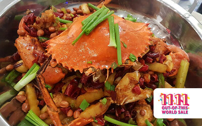 [Ultra 11.11] Buy 1 Free 1 Sichuan Style Crab