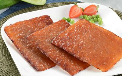 Two (2) 400g Packs of Chicken Dried Meat with Free Delivery