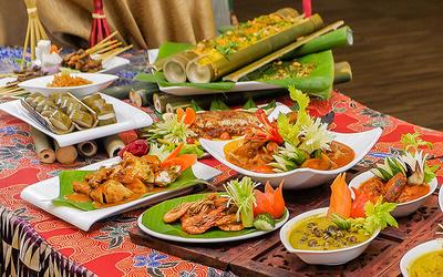 (Mon - Thu) Ramadhan Sajian Tradisi Buffet Dinner for 10 People