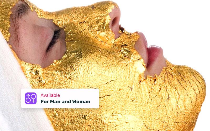 1x Facial Gold + Microdermabrasi + Bioultra Serum +Master Peel Off + Eye Treatment + Eye Masker + Consultation