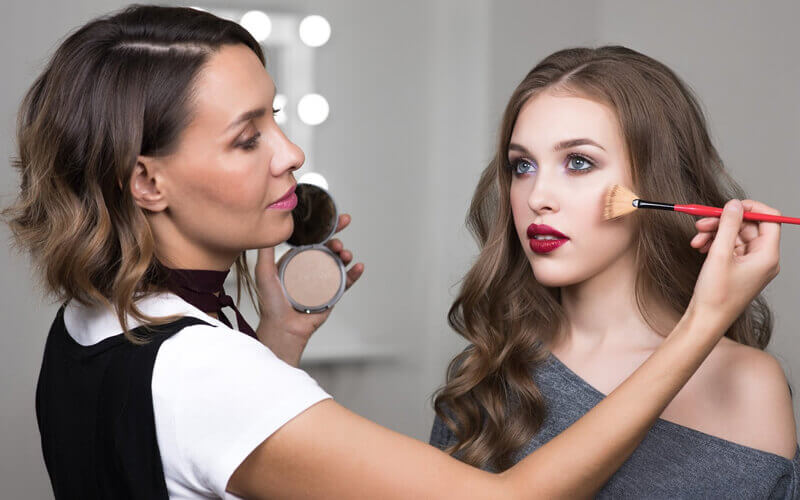 1x Party Make Up for 2 Person