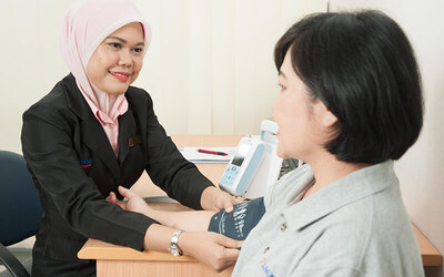 Health Screening Package for 1 Person