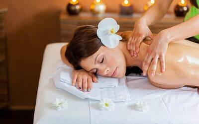 3-Hour Signature Body and Facial Therapy (Herbal Bath + Back Massage + Facial) for 1 Person