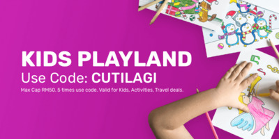 Kids Playland and Classes - School Holiday with Fave!