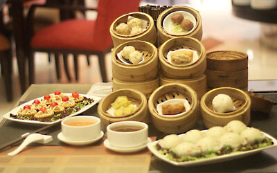 All You Can Eat Dim-Sum and Noodles for Sunday Brunch