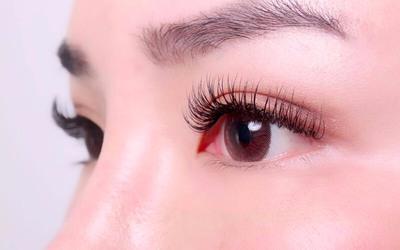 Japanese Volume Eyelash Extension