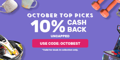 October Top Picks!