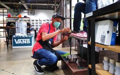 Paket Fast Cleaning 3 Sepatu (Pria / Wanita)