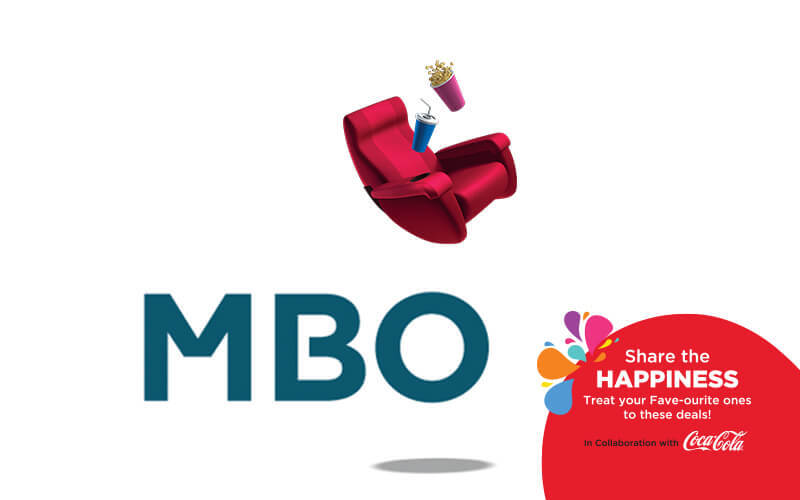 [Share The Happiness] MBO Cinemas: One (1) Movie Voucher for Any Movie