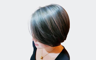 [Flash Deal] Hair Colouring + Wash and Blow for 1 Person (Above Shoulder Length)
