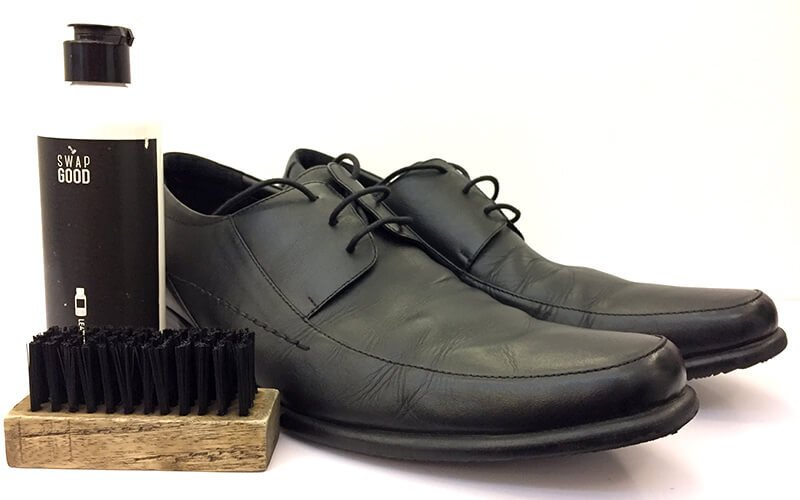 3 Pairs Shoes Cleaning (Suede / Nubuck / Synthetic / Leather / Woman Shoes)
