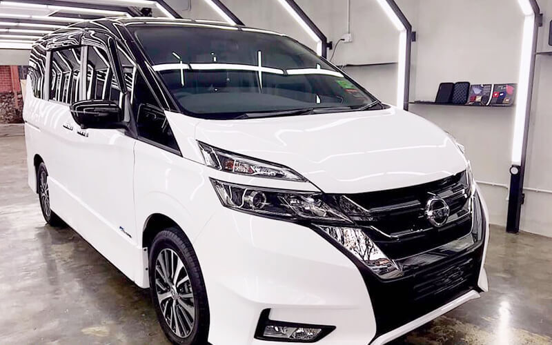 Paint Protection Film (PPF) with 3-Year Warranty for 1 Car