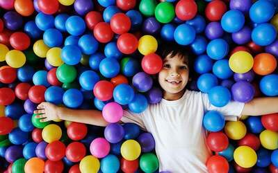 (Sat - Sun, and PH) 3-Hour Pirate Land Indoor Playground Admission for 1 Child