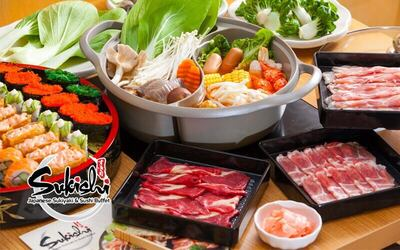 (Mon-Fri) Lunch Buffet + Tori Karaage for 1 Person