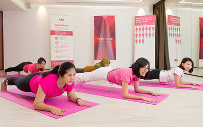1-Hour KegelX Pelvic Care Exercise Class for 1 Person