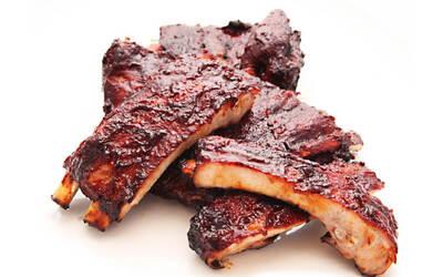 Aussie's BBQ Pork Ribs Set
