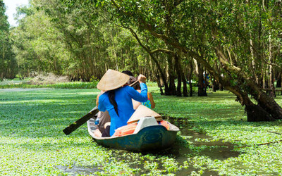 Ho Chi Minh: 5D4N Stay in Prague Hotel with Mekong Delta and Cu Chi Tunnel Tour for 1 Person