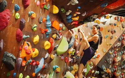 1-Day Bouldering Pass for 1 Person