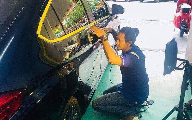 [Flash] 15-Step Auto Detailing with Engine Cleaning and Nano Mist for 1 Car