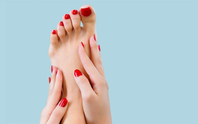 1.5-Hour Spa Gel Manicure + Spa Pedicure  for 1 Person